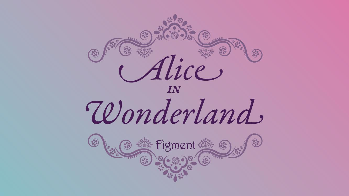 AliceInWonderlandBanner