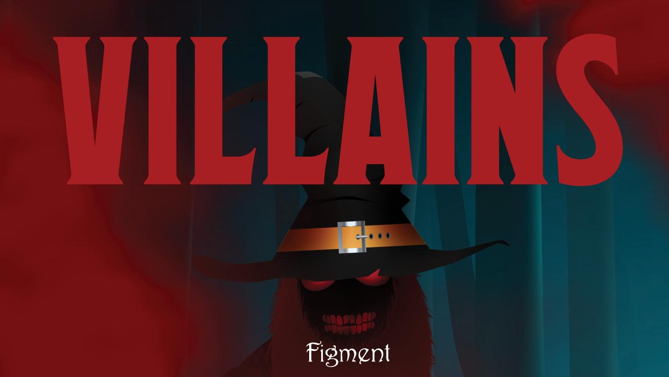 VillainsBanner
