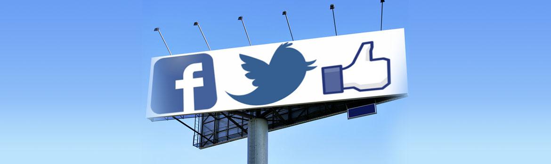 La publicidad en redes sociales