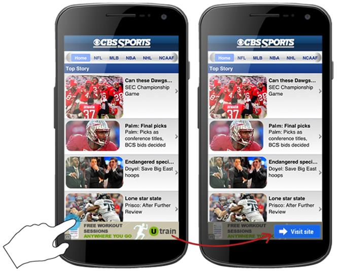 Admob, publicidad mobile