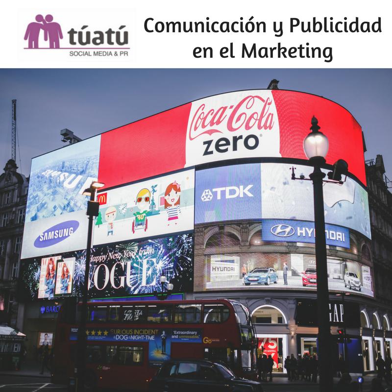 Comunicación y Publicidad en el Marketing