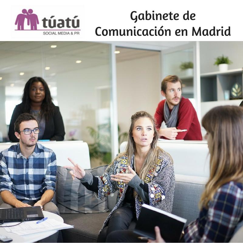 Gabinete de Comunicación en Madrid