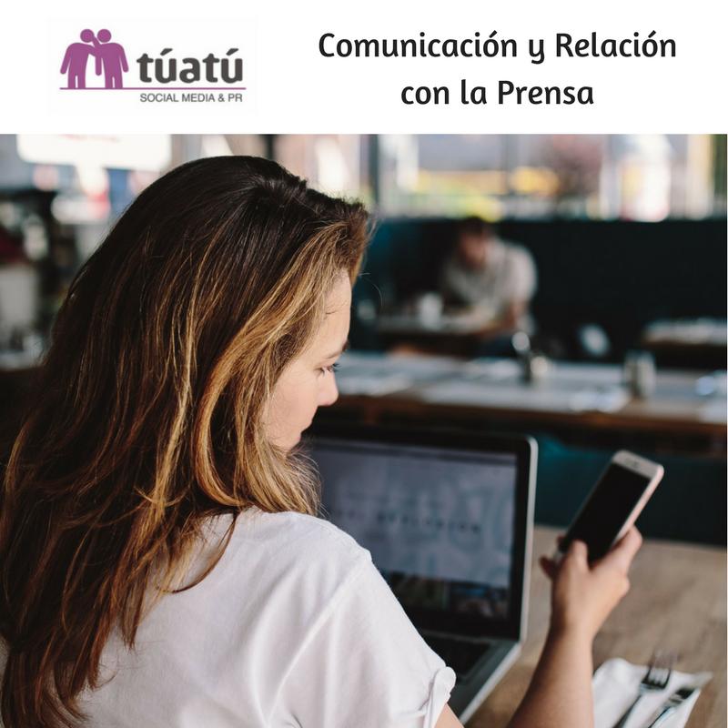 Comunicación y Relación con la Prensa