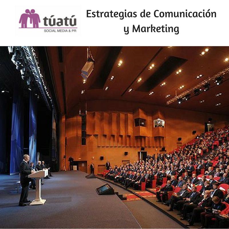 Estrategias de Comunicación y Marketing