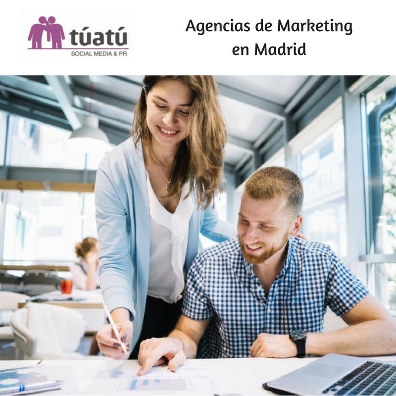 Agencias de Marketing en Madrid