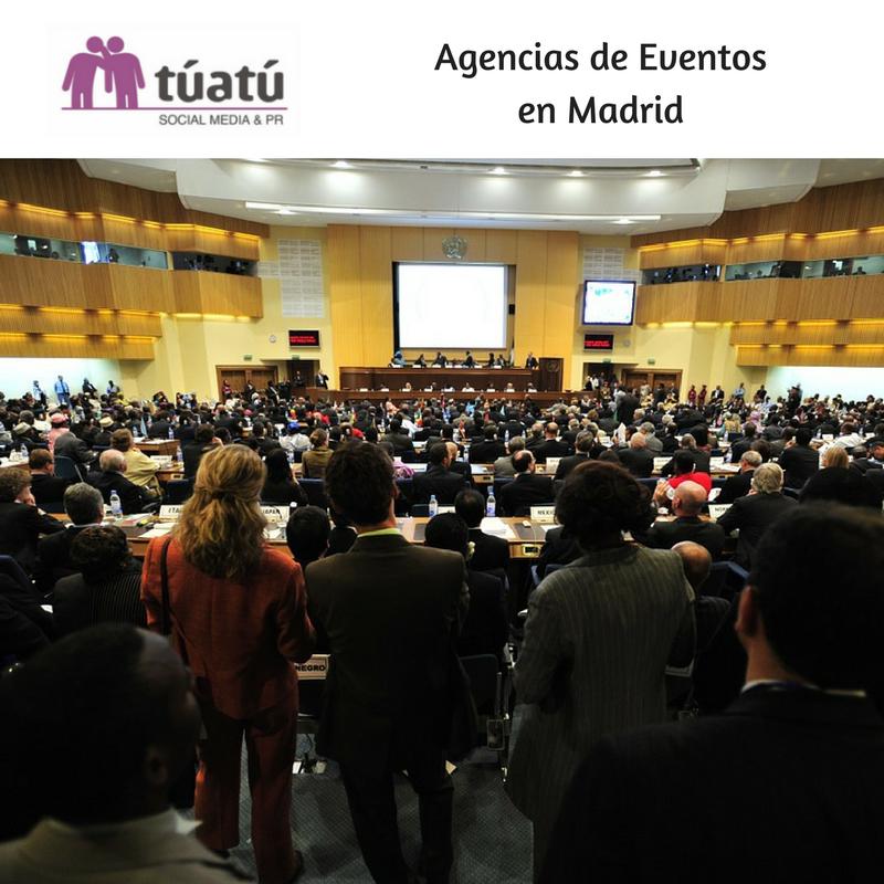 Agencias de Eventos en Madrid