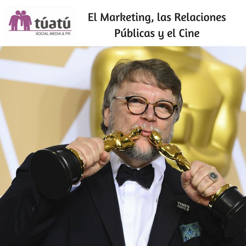 El Marketing, las Relaciones Públicas y el Cine