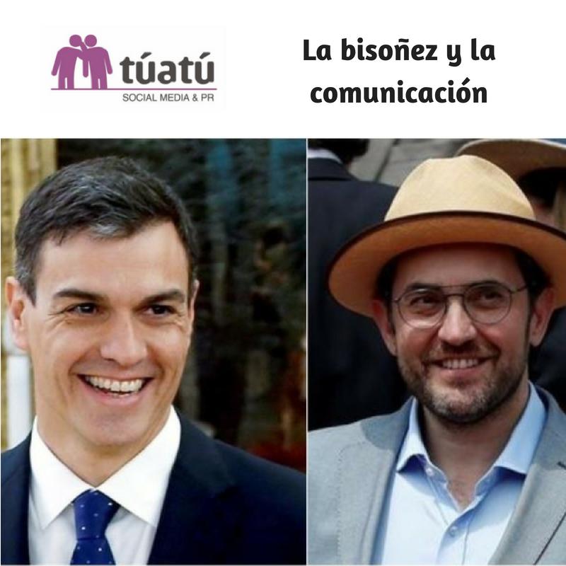 La bisoñez y la comunicación: Màxim Huerta
