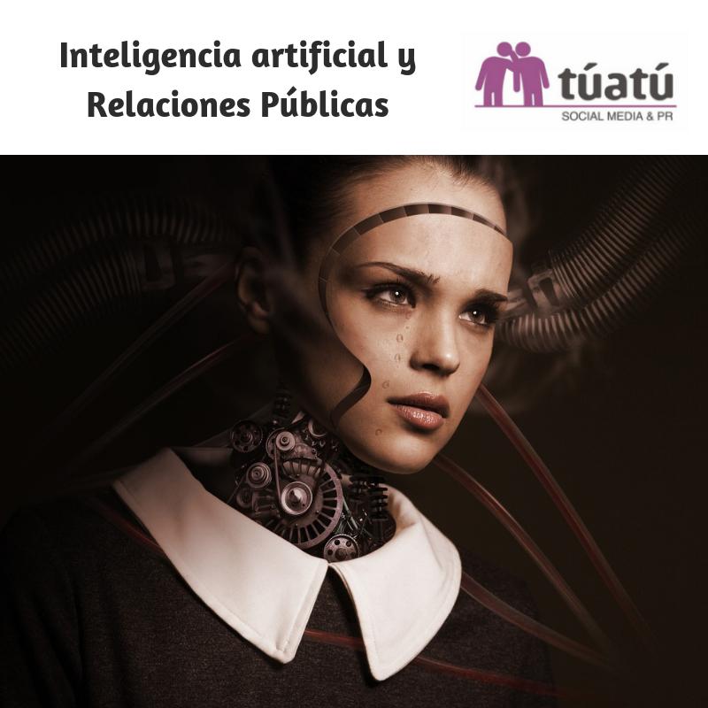 Inteligencia artificial y relaciones públicas