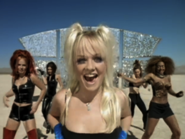 Spice Girls - Say You'll Be There | Baby.jpg