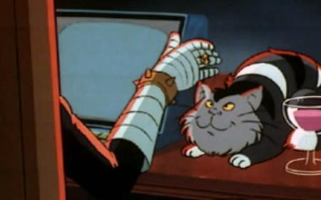Inspector Gadget | Dr Claw & Mad Cat 02.jpg