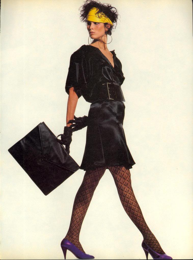 Vogue (US) April 1985 | There's Nothing Like A Dress 06.jpg
