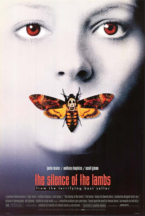 Silence of the Lambs (1991) | Movie Poster