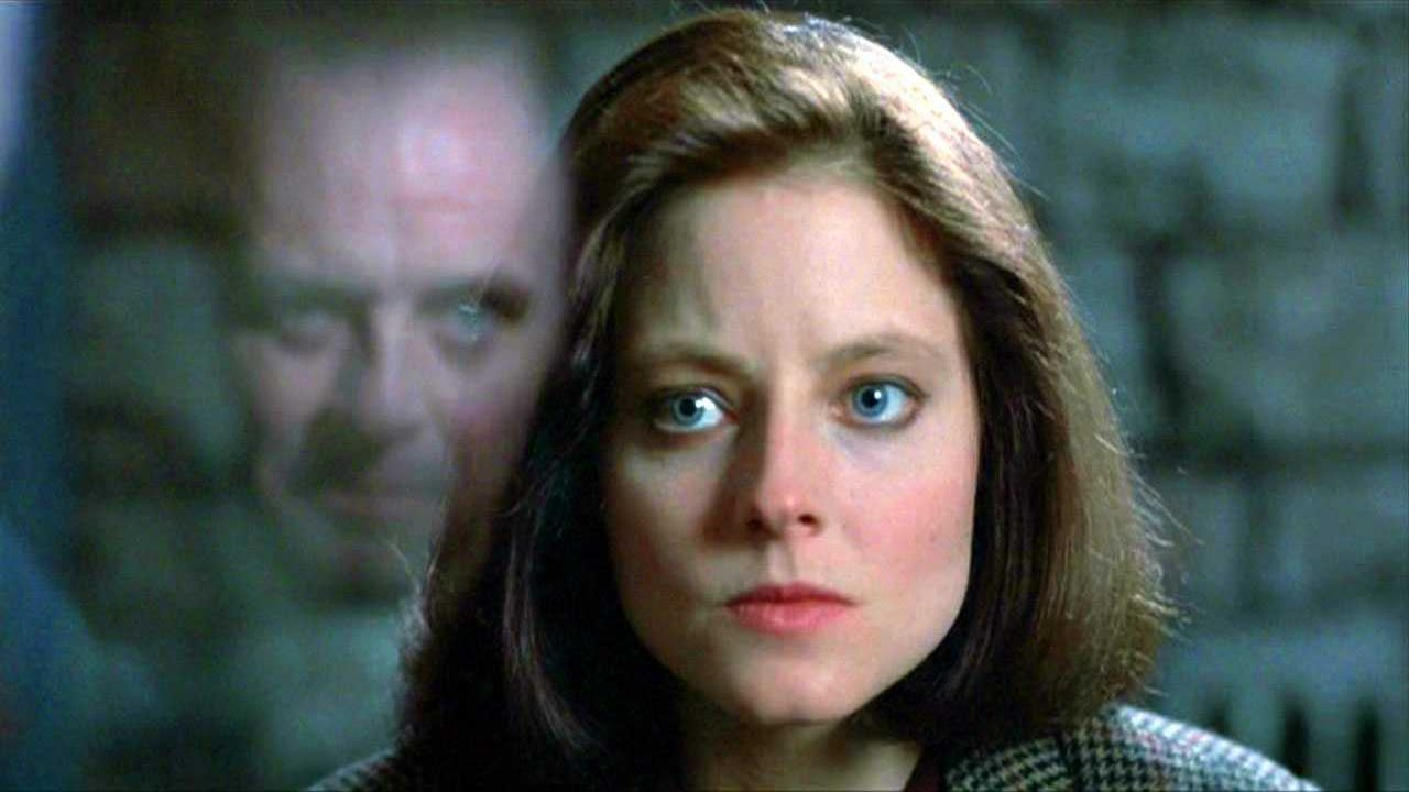 Silence of the Lambs | Clarice Starling & Hannibal Lector 01.jpg