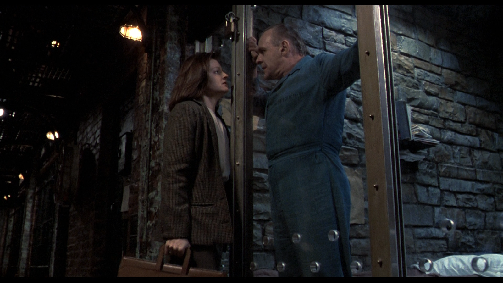 Silence of the Lambs | Clarice Starling & Hannibal Lector 02.jpg