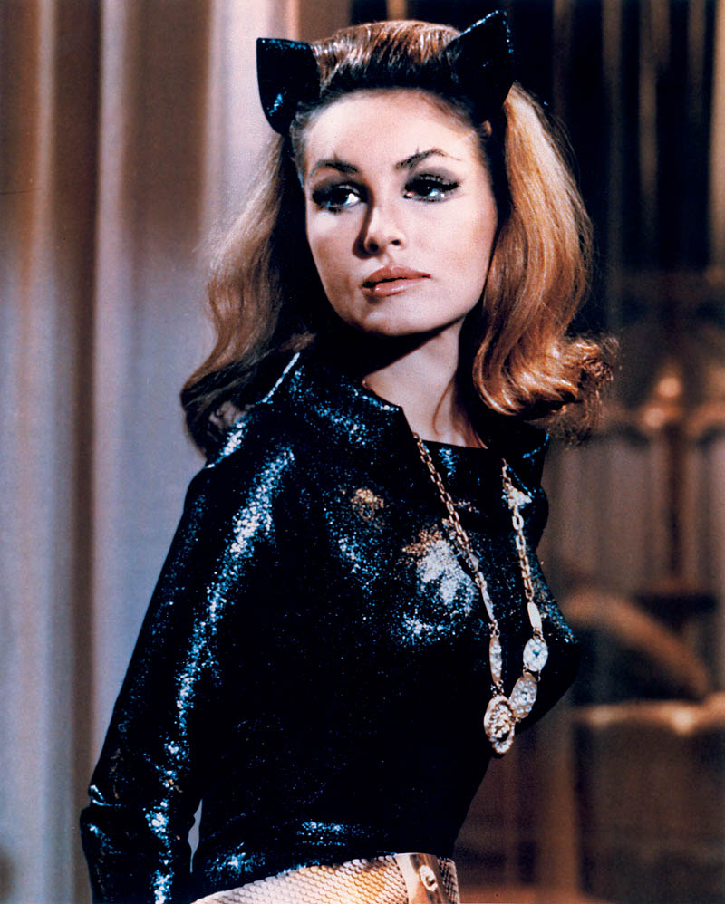 Julie Newmar as Catwoman (1966-1967) | Catsuit