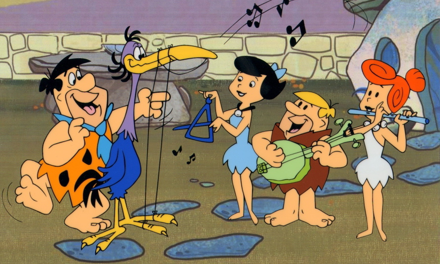 Flintstones | Band Playing.jpg