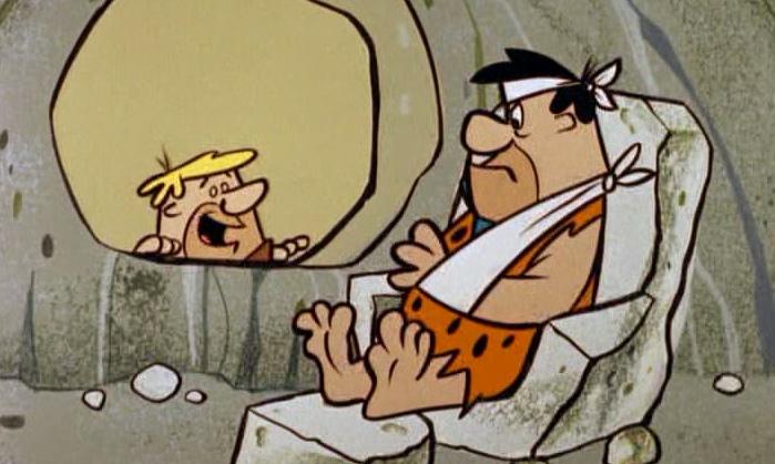 Flintstones | Fred Bandaged.jpg