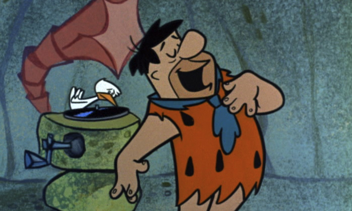 Flintstones | Fred SInging.jpg
