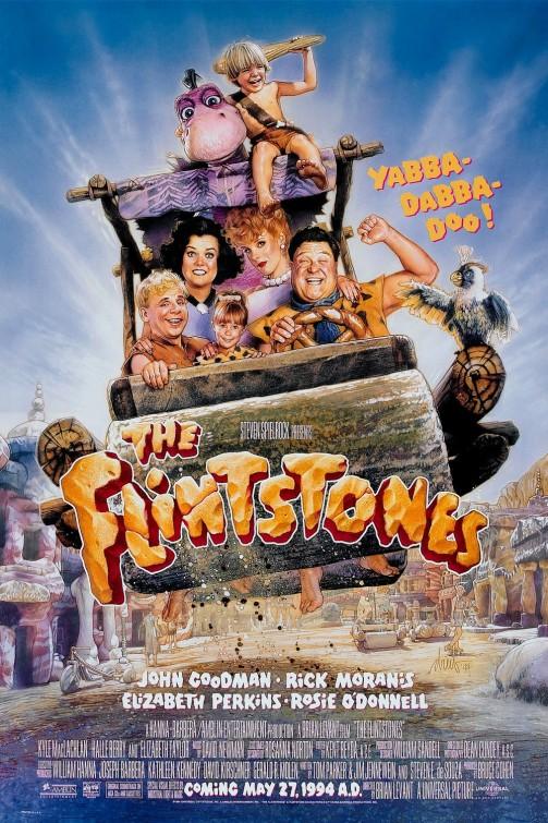 The Flintstones | Movie Poster