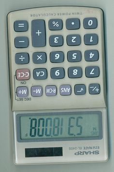 Calculator LOLs | Boobies