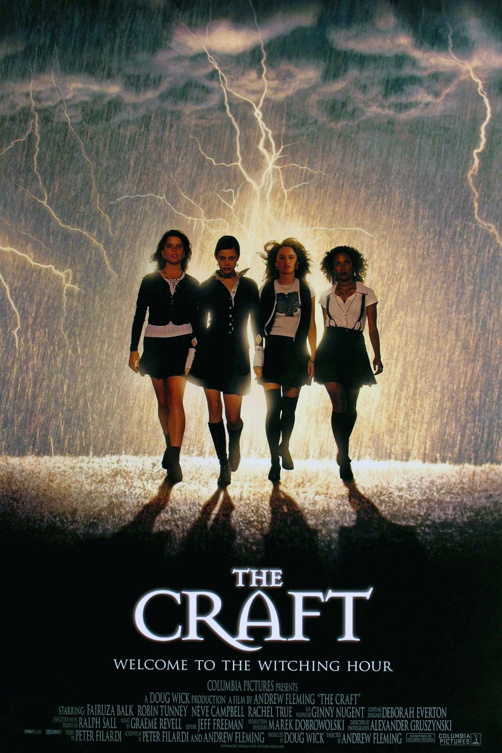 The Craft (1996) | Movie Poster