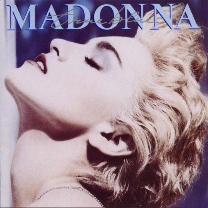 Madonna | True Blue | Album Cover