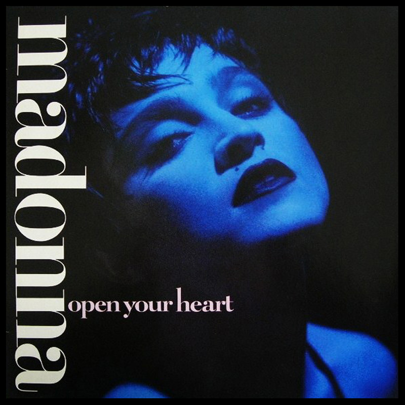 Madonna | Open Your Heart | Single Cover.jpg