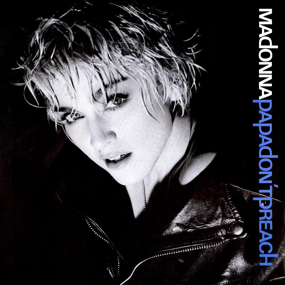 Madonna | Papa Don't Preach | Single Cover.jpg