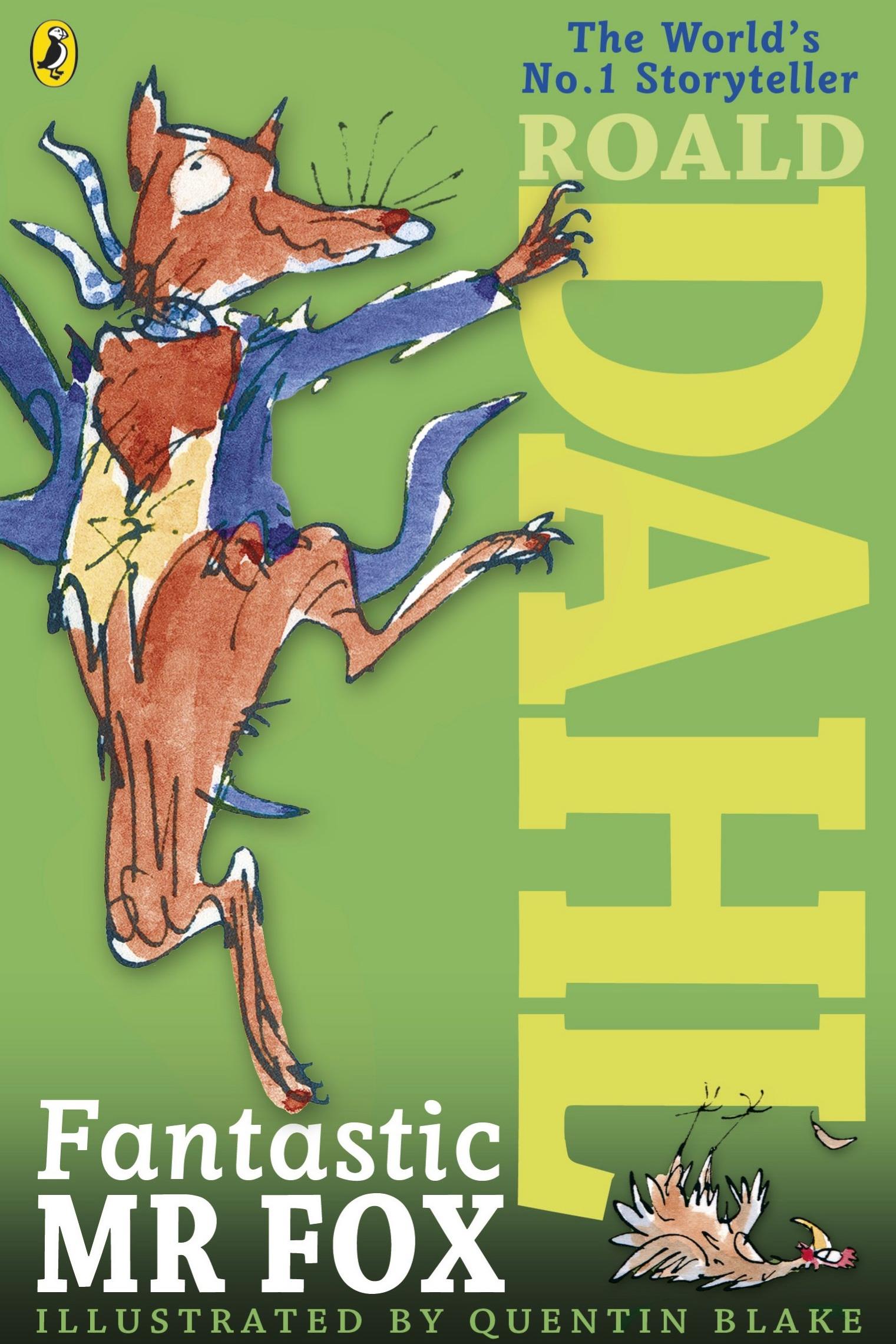 Roald Dahl | Fantastic Mr Fox.jpg