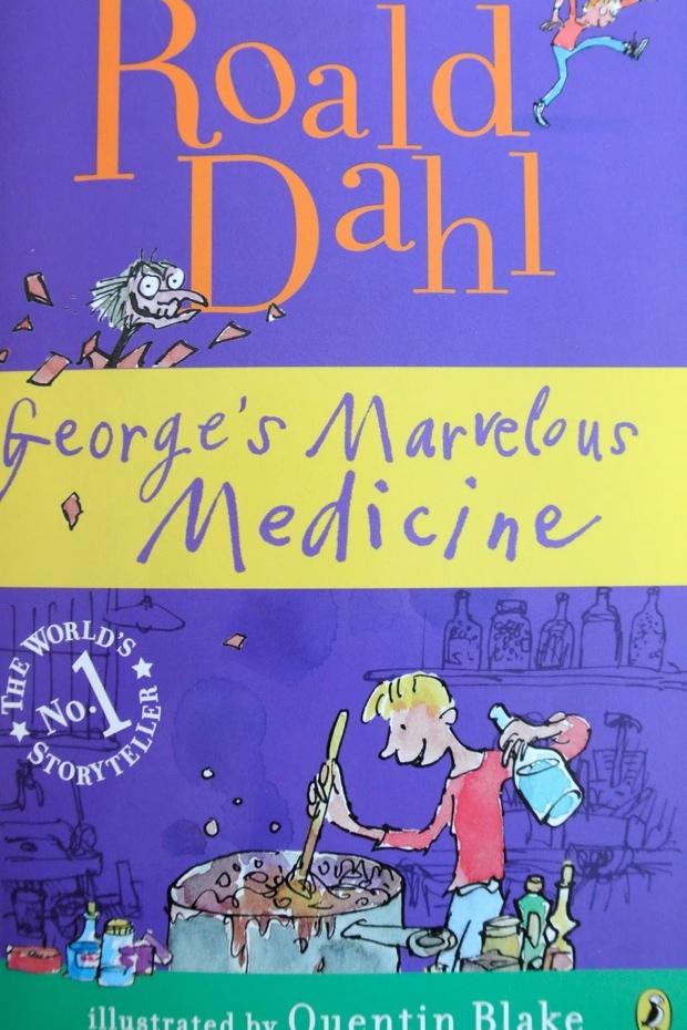 Roald Dahl | George's Marvelous Medicine.jpg