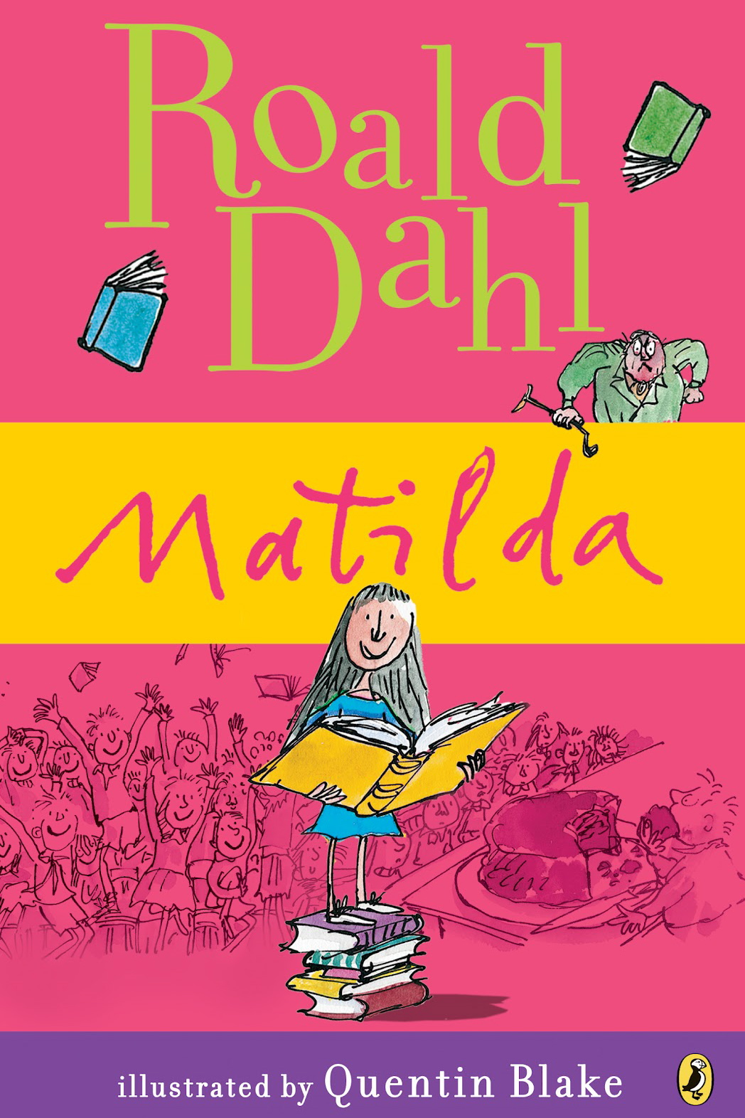 Roald Dahl | Matilda.jpg