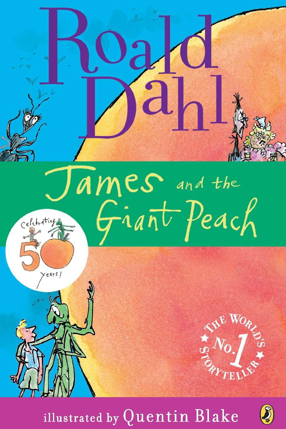 Roald Dahl | James & The Giant Peach.jpg