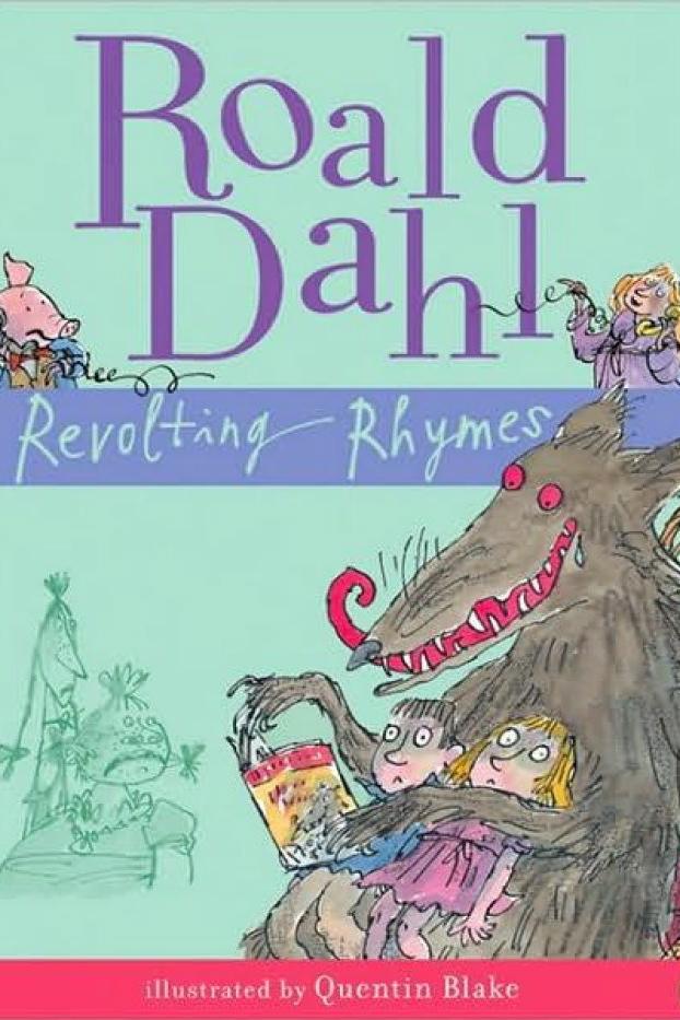 Roald Dahl | Revolting Rhymes.jpg