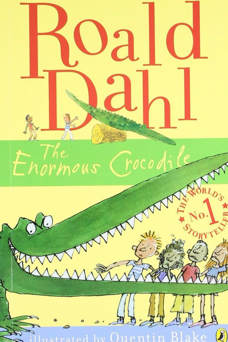 Roald Dahl | The Enormous Crocodile.jpg