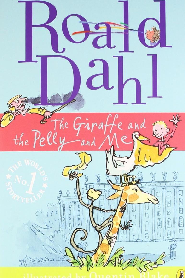 Roald Dahl | The Giraffe & The Pelly And Me.jpg