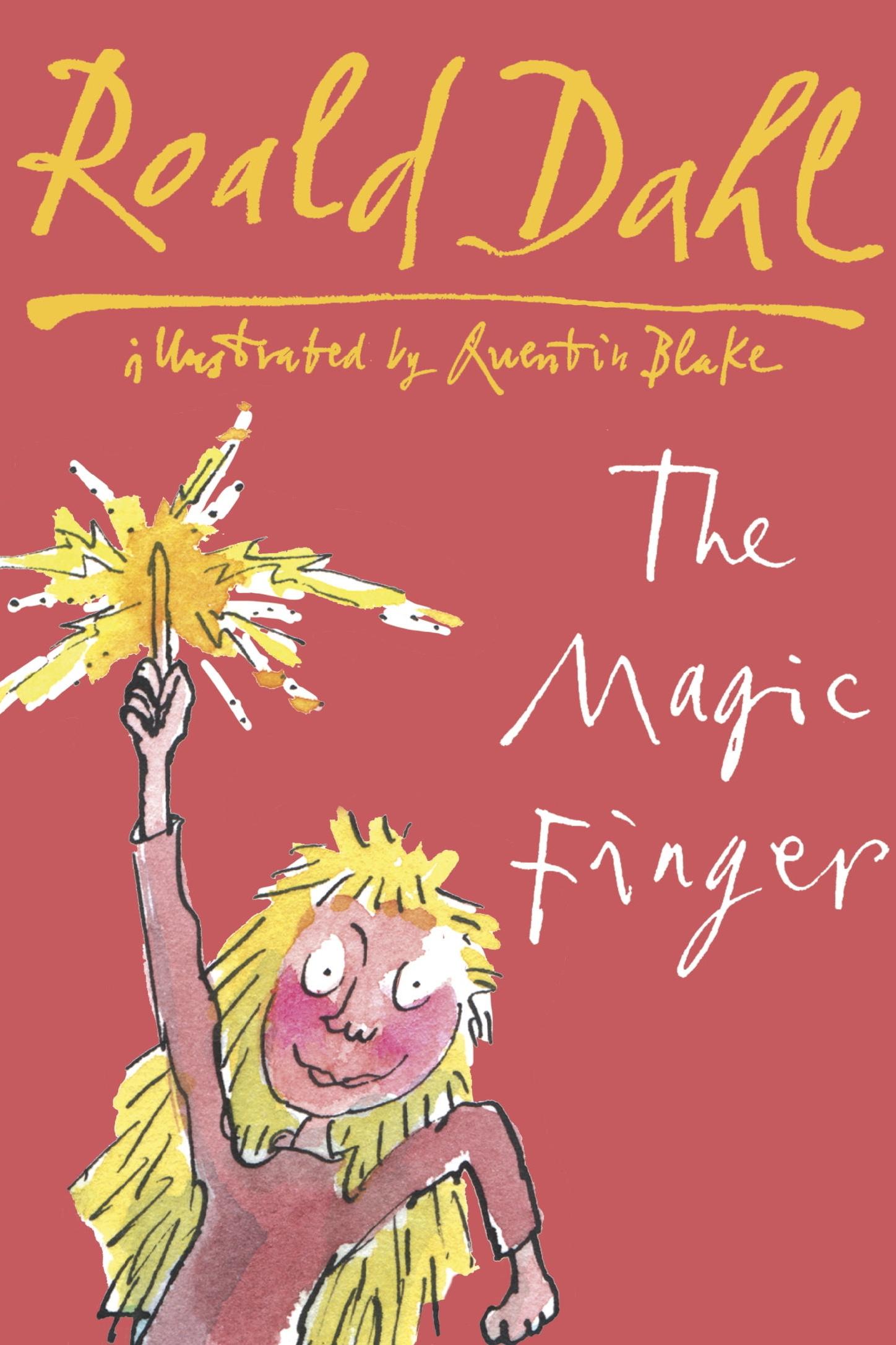 Roald Dahl | The Magic Finger.jpg