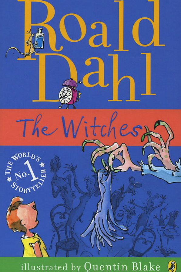 Roald Dahl | The Witches.jpg