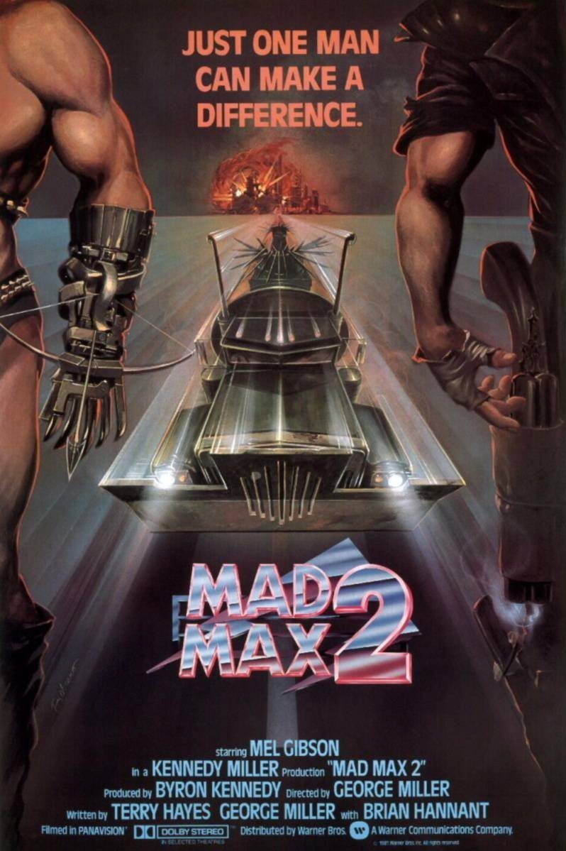Mad Max 2 | Movie Poster