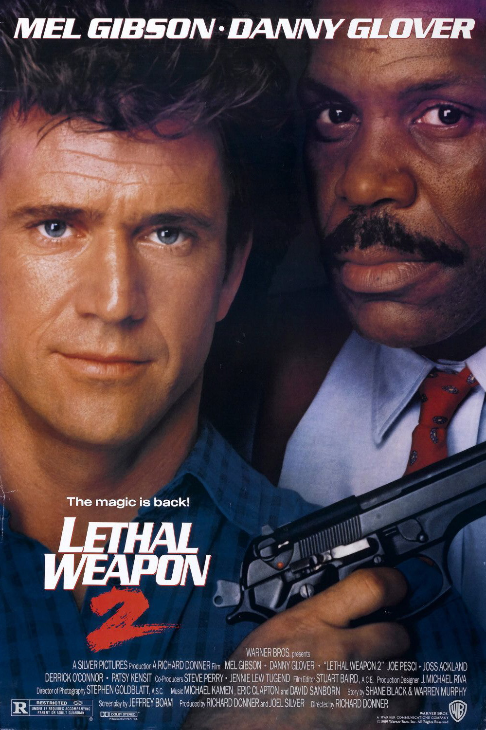Lethal Weapon 2 (1989) | Movie Poster