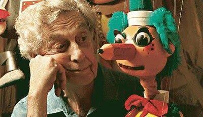 Norman Hetherington & Mr Squiggle