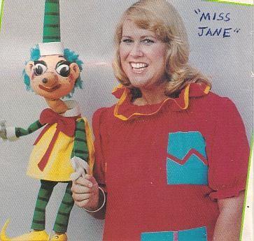 Mr Squiggle & Miss Jane