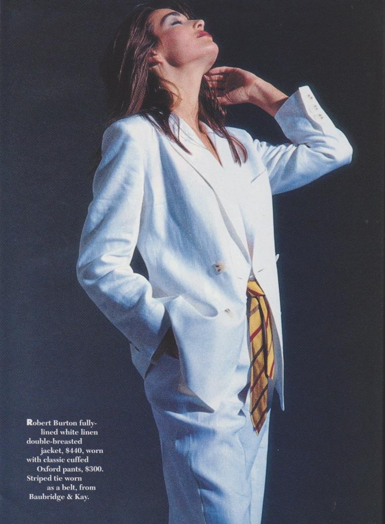 Cosmopolitan (Australia) December 1991 | Alison Brahe 07.jpeg