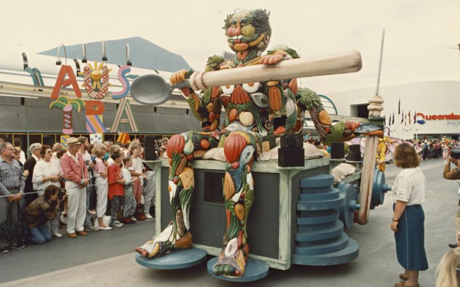 World Expo 88   Parade