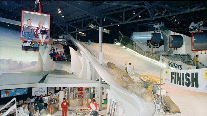 World Expo 88   Switzerland Pavilion