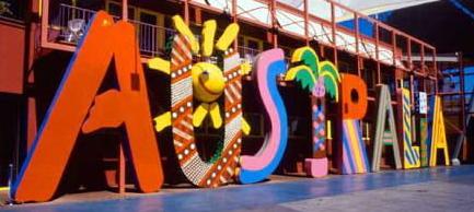 World Expo 88   Australia Pavilion