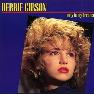 Debbie Gibson | Only In My Dreams | Single Cover2.jpg