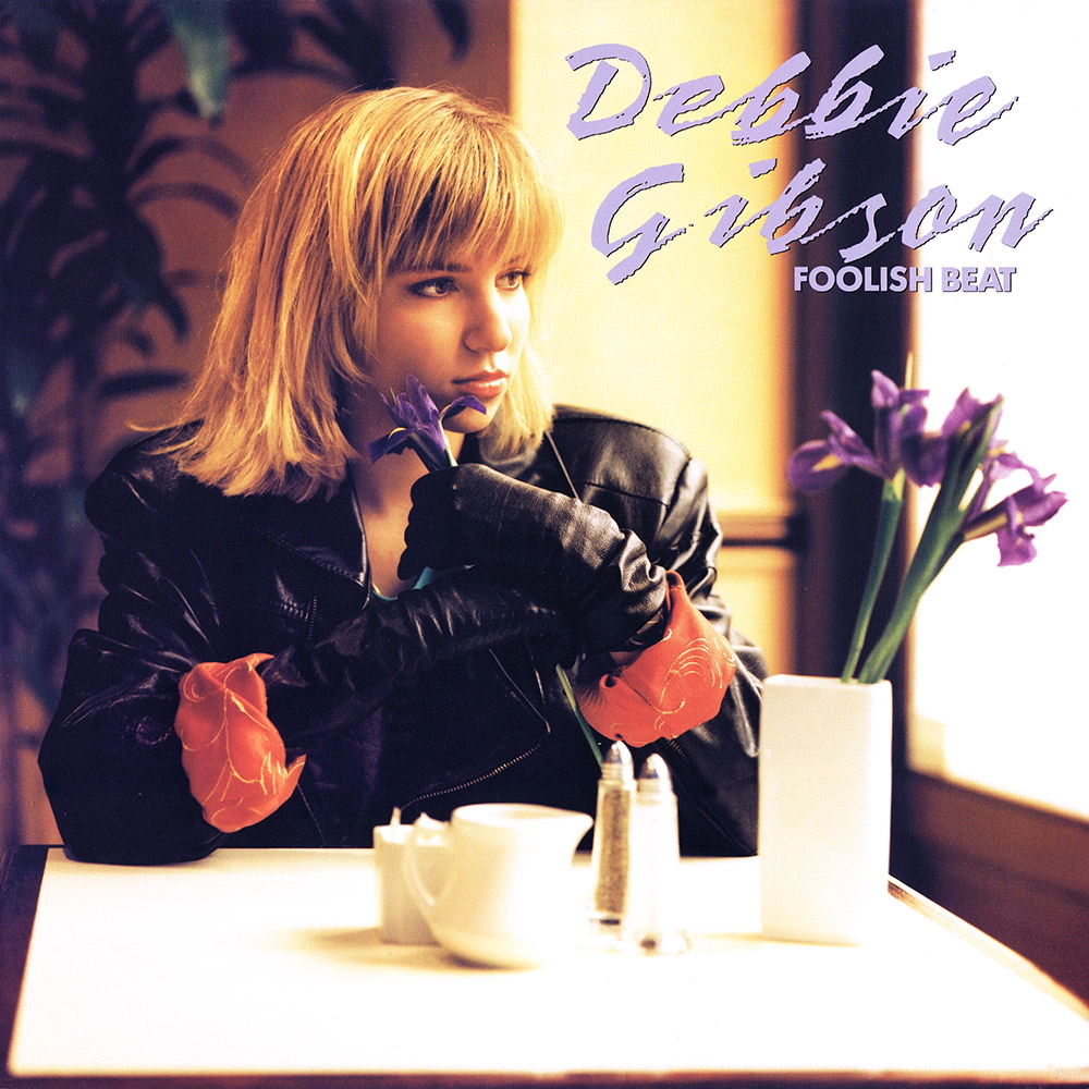 Debbie Gibson | Foolish Beat | Single Cover.jpg