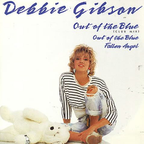 Debbie Gibson | Out Of The Blue | Single Cover2.jpg