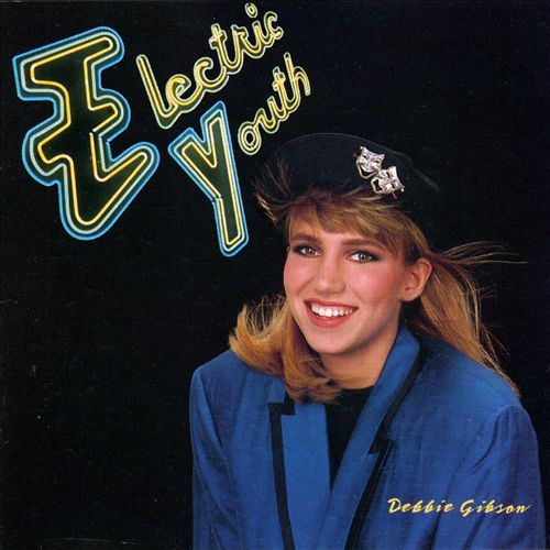 Debbie Gibson | Electric Youth Album Cover